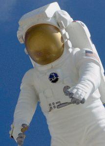 Astronaut - ein Job mit Aufstiegschancen Foto: monkeysox