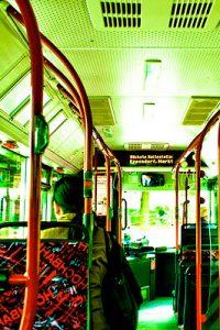 Die etwas andere Busfahrt Foto: Matthias Pastwao