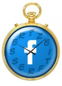 Facebook als Zeitfresser?