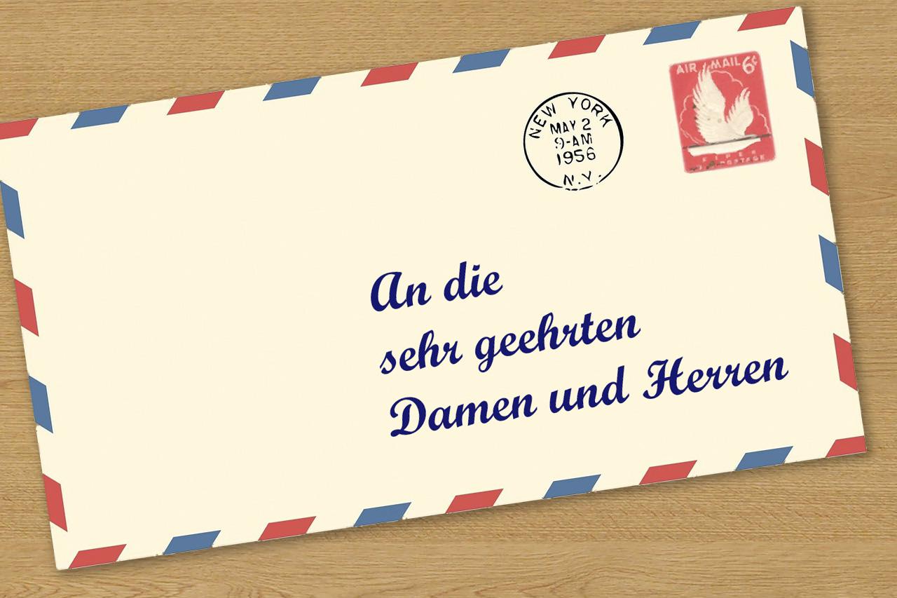 Der richtige Ansprechpartner im Anschreiben | KLÄRCHEN ...