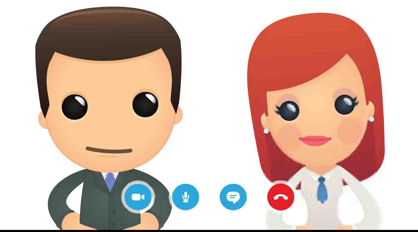 Tipps für Vorstellungsgespräche via Skype
