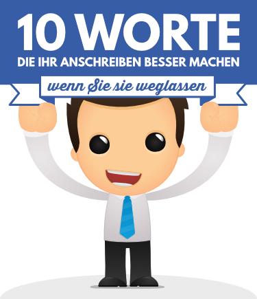 Newsletter 10 Worte