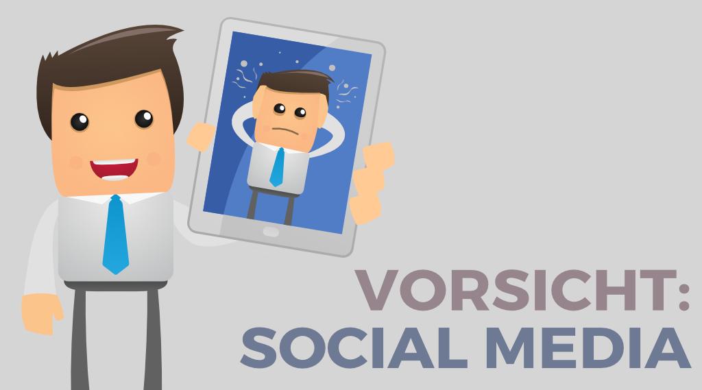 Social Media und Ihre Bewerbung